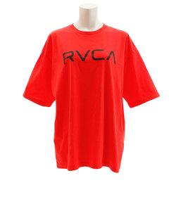 ルーカ(RVCA)Tシャツ 半袖 BIG BIG AJ043200 RED