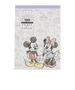 ミッキーマウス(Mickey Mouse)メモA6 ミッキー&ミニー S2816725
