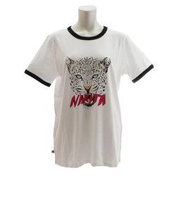 ニキータ(NIKITA)Tシャツ 半袖 DUSK RINGER WHT NJWTDUSWHT