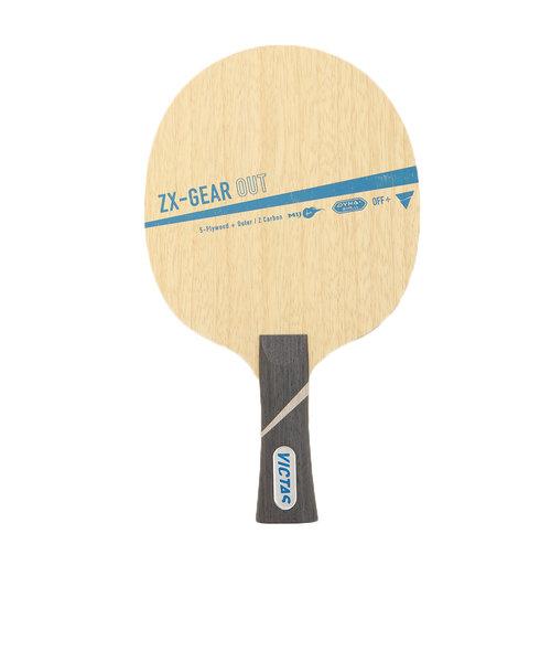 ヴィクタス(VICTAS)卓球ラケット ZX-GEAR OUT FL 28904