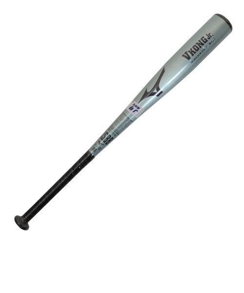 ミズノ(MIZUNO)少年野球 軟式 バット Vコング 76cm/平均540g 1CJMY14376 28