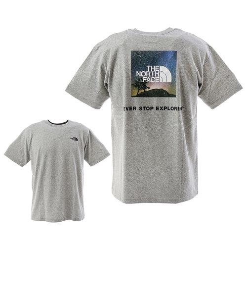【ゼビオ限定】 SQUARE NIGHT V 半袖Tシャツ NT31902X Z