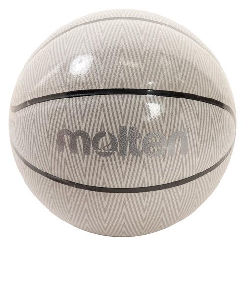 モルテン(molten)バスケットボール 7号球 (一般 大学 高校 中学校) 男子用 グラフィックレンジバスケ B7F3600-WG 自主練