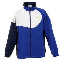 ヨネックス(YONEX)ウィンドウォーマーシャツ ブレーカージャケット 70068-472 【テニスウェア メンズ 】 ヒートカプセル 防寒