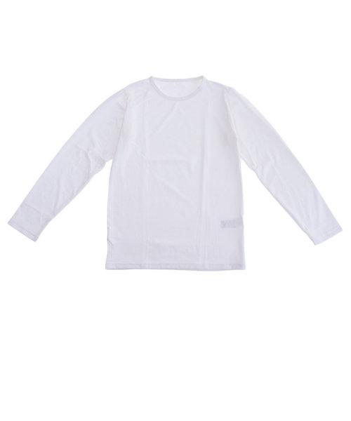 ヒートクロス あったか薄手長袖クルーネックシャツ