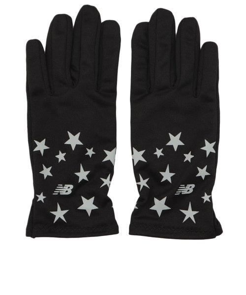 STAR PACK ランニンググローブ JAOR9741BK