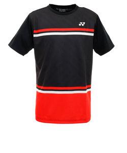 ヨネックス(YONEX)バドミントン ウェア Tシャツ 半袖 ドライ 16371-007