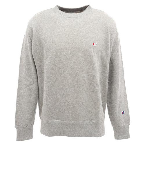 チャンピオン-ヘリテイジ(CHAMPION-HERITAGE)スウェット メンズ クルーネック スウェットシャツ C3-Q001 070 オンライン価格