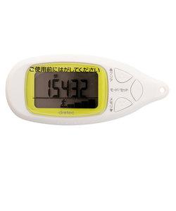 ドリテック(DRETEC)達成度チェック活動量計 H-302-WT/T