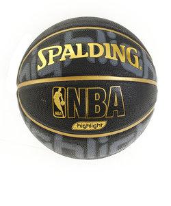 スポルディング(SPALDING)バスケットボール 5号球 (小学校用) ジュニア ゴールドハイライト 83-362J 自主練