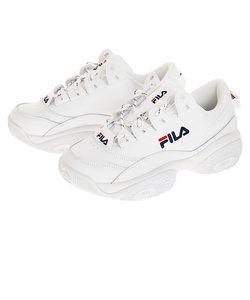 フィラ(FILA)スニーカー プロヴィナンス ロウ WHT F04000125 アウトドアシューズ
