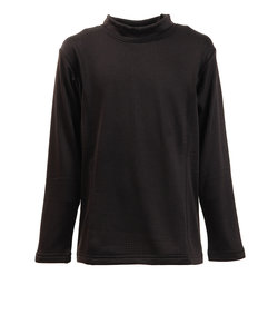 ピージー(PG)ジュニア GRID WARM GEAR ハイネック フリースシャツ 862PG9JY8172 BLK オンライン価格