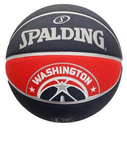 スポルディング(SPALDING)バスケットボール 7号球 (一般 大学 高校 中学校) 男子用 ワシントン ウィザーズ 71-037 自主練