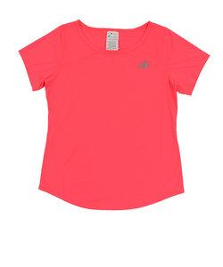 ニューバランス(new balance)Tシャツ レディース 半袖 アクセレレイトショートスリーブ V2 AWT91136GUA オンライン価格