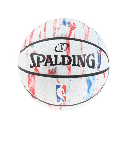 スポルディング(SPALDING)バスケットボール 5号球 (小学校用) ジュニア NBAロゴ マーブル ラバー NBAロゴ入り 83-928J 自主練