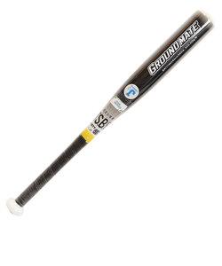 ゼット(ZETT)少年野球 軟式 バット グランドメイト 62cm/平均420g BAT77962-1900