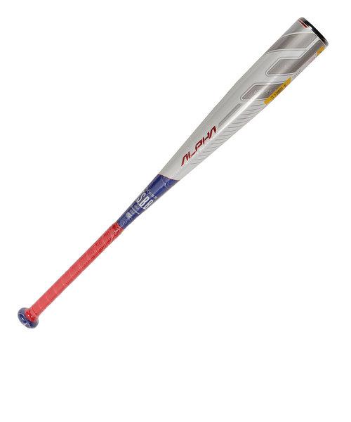 イーストン(EASTON)少年野球 軟式 バット Alpha 76cm/平均500g NY20ALSB-76