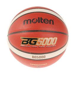 モルテン(molten)バスケットボール 5号球 (小学校用) 検定球 BG5000 B5G5000  自主練