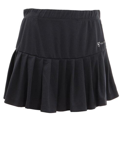ウィッテム(HUITIEME)テニス プリーツスカート HU20S13LS733003BLK 【吸汗速乾/UVカット】