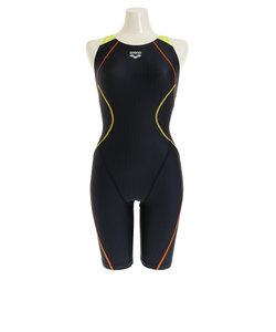 アリーナ(ARENA)水着 レディース セイフリーバックスパッツ 競泳 ARN-0050W NVYL