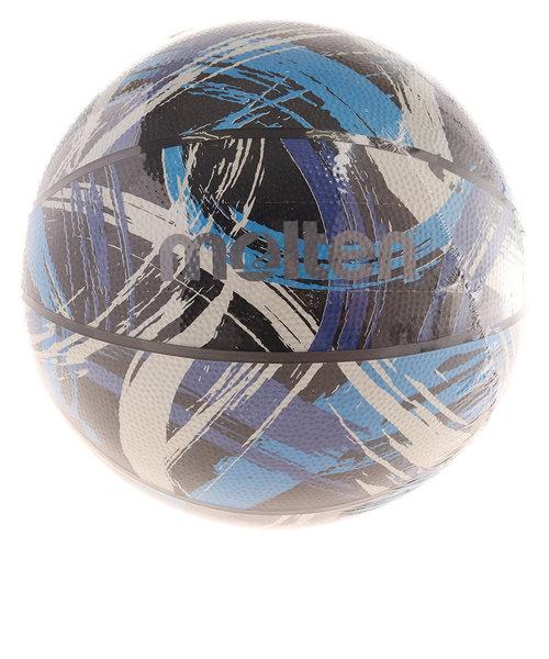 モルテン(molten)バスケットボール 5号球 (小学校用) ジュニア グラフィックレンジB5F2000-KB 自主練