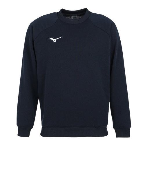 ミズノ(MIZUNO)TL スウェットシャツ クルーネック 32MC017509 オンライン価格