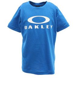 オークリー(OAKLEY)Tシャツ 半袖 ジュニア Enhance QD O Bark YTR 1.0 FOA400816-6UN