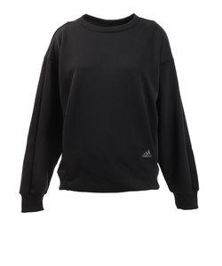 アディダス(adidas)マストハブ クルーネック スウェットシャツ GUN66-FM5259 母の日
