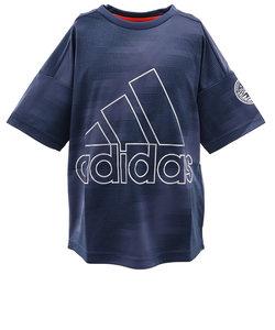アディダス(adidas)ボーイズ スポーツインスパイア 半袖Tシャツ GSV25-FM2879 オンライン価格
