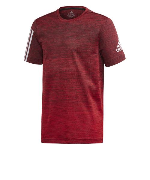 アディダス(adidas)ボーイズ TRN グラデーション Tシャツ FYL72-FM1720 半袖 オンライン価格