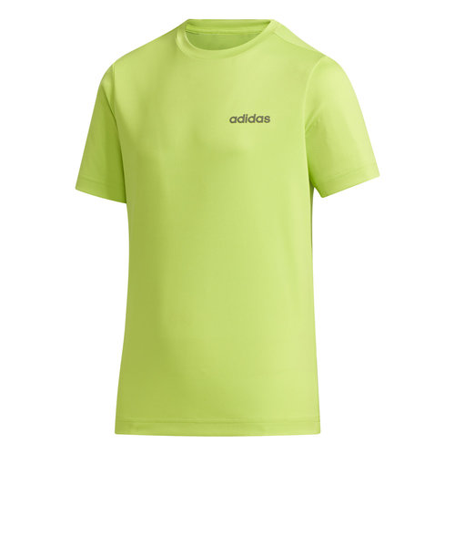 アディダス(adidas)Tシャツ 半袖 ボーイズ D2M プレーン HAF04-FM0757 オンライン価格