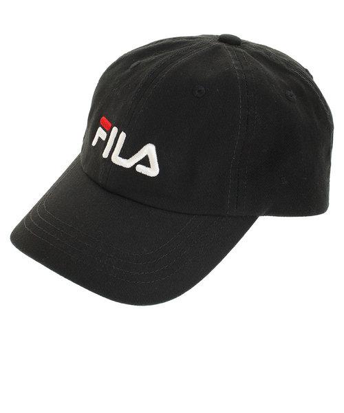 フィラ(FILA)fls low キャップ 185713520 BLK