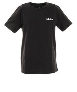 アディダス(adidas)ボーイズ エッセンシャルプレーンTシャツ FTN13-DV1773