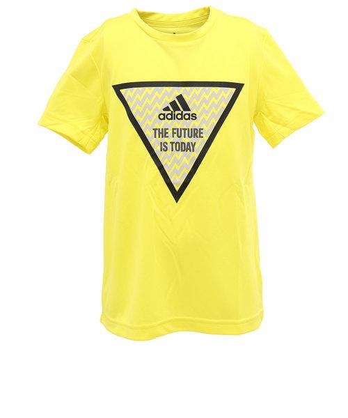 アディダス(adidas)ボーイズ XFG 半袖Tシャツ GSV75-FM1687 オンライン価格