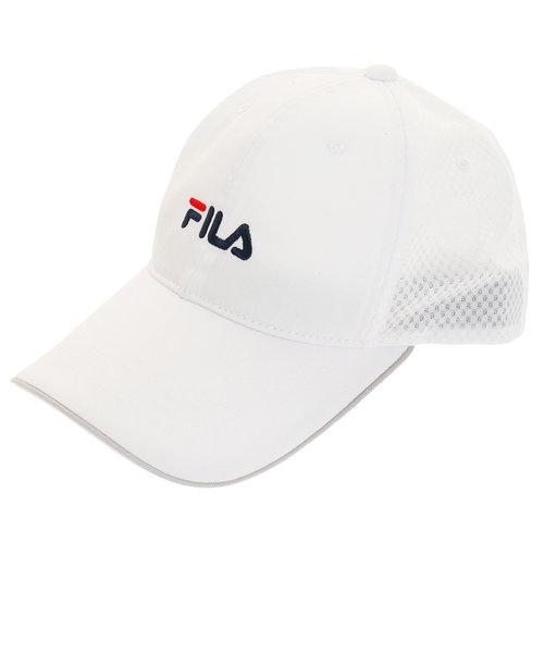 フィラ(FILA)メッシュキャップ 105113003 WHT