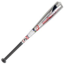 アシックス(ASICS)少年野球 軟式 金属バット ネオリバイブS 65cm/400g平均 3124A140.022.S65