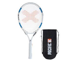 パシフィック(PACIFIC)ジュニア 硬式テニス ラケット COMP21 PCJ-9251 WHTLBL 【国内正規品】