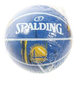 スポルディング(SPALDING)バスケットボール1号球(ミニボール) ウォリアーズ マーブル SZ1 65-128J 自主練