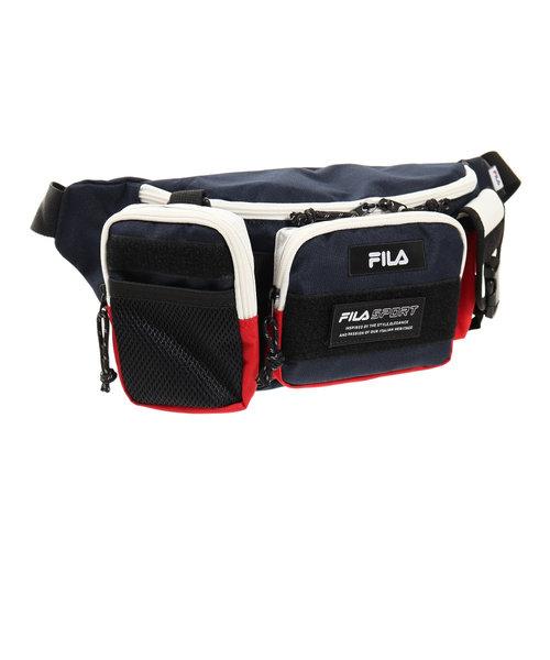 フィラ(FILA)BTSコラボ ベルトバッグ FS3BCC5006X-OWH オンライン価格