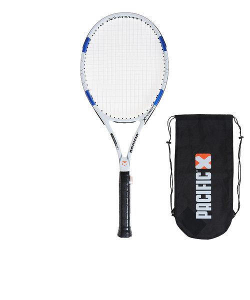 パシフィック(PACIFIC)ジュニア 硬式テニス ラケット X-POWER PCJ-9249 WHTBLU 【国内正規品】