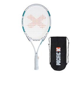 パシフィック(PACIFIC)ジュニア 硬式テニス ラケット COMP23 PCJ-9252 WHTMBLU 【国内正規品】
