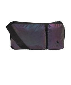 アディダス(adidas)スリム ウエストパック IQE18-FT7071 black/signal pink
