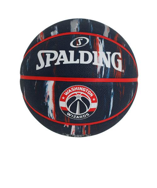 スポルディング(SPALDING)バスケットボール 5号球 (小学校用) ジュニア ウィザーズ マーブル ラバー 84-153J  自主練