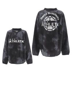 アスレタ(ATHLETA)サッカー ジュニア ウェア ピステシャツ XE-381J 黒