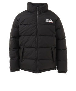 リバーシブルダウンジャケット F842500C  BLK アウター オンライン価格
