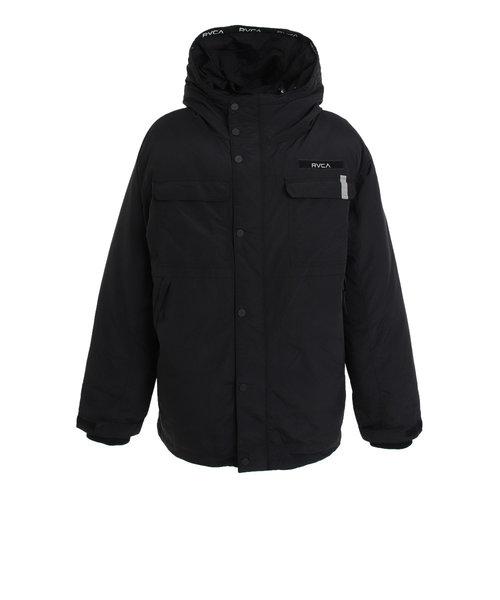 ルーカ(RVCA)MOUNTAIN PUFFER ジャケット BA042762 BLK アウター オンライン価格