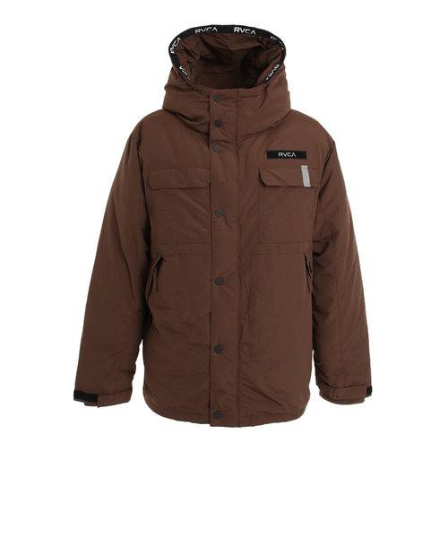 ルーカ(RVCA)MOUNTAIN PUFFER ジャケット BA042762 DBR アウター オンライン価格