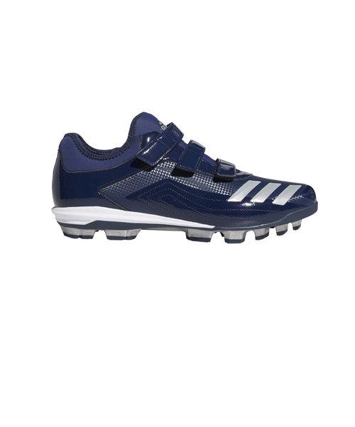 アディダス(adidas)野球 スパイク ポイント 一般 アディゼロ スピード ポイント AC 70 シューズ EG2390