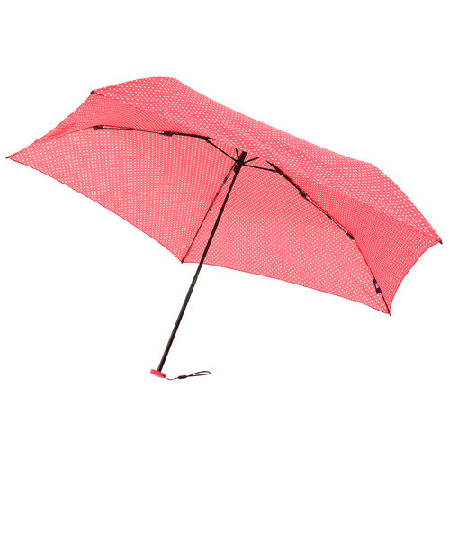 折りたたみ傘 ピンドット 830-004 RS