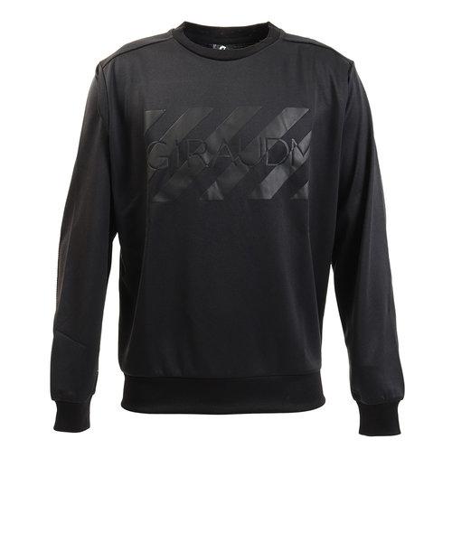 裏毛ウェットシャツ 860GM9UK8111 BLK オンライン価格